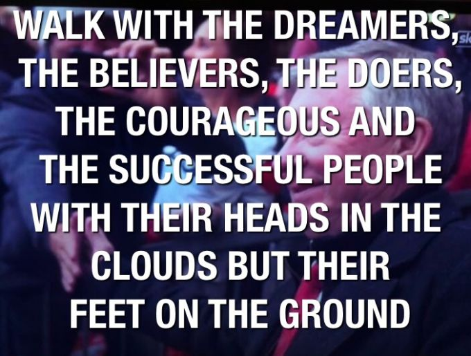 surround yourself with successful people