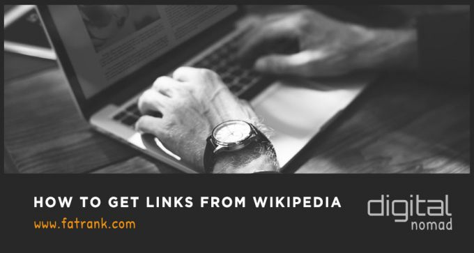 How To Get Links From Wikipedia