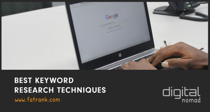 Best Keyword Research Techniques for July 2018