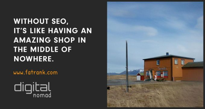 without seo amazing shop nowhere