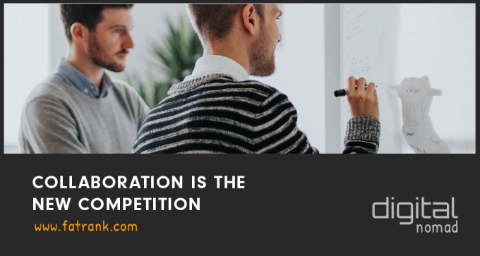 collaboration is the new competition