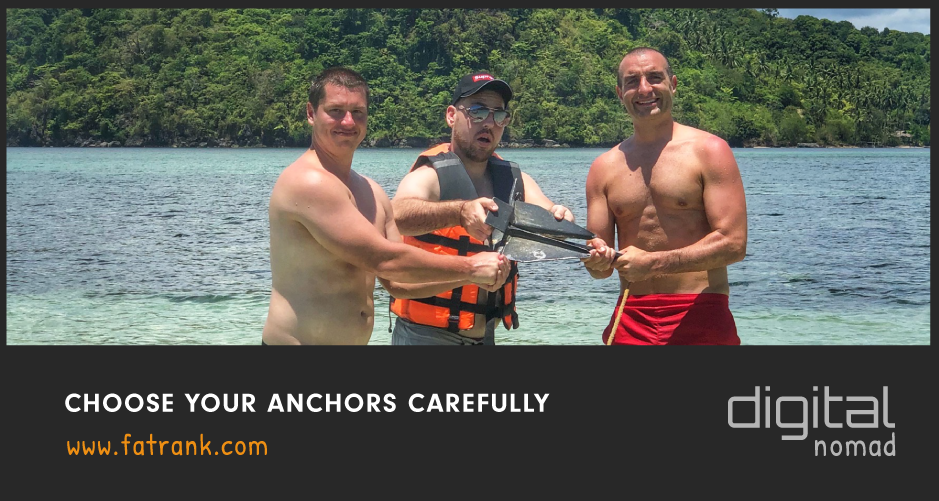 Choose Your Anchor Text Safely