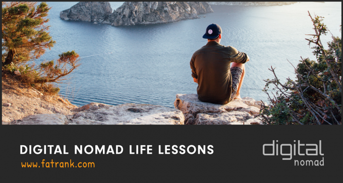 Digital Nomad Life Lessons