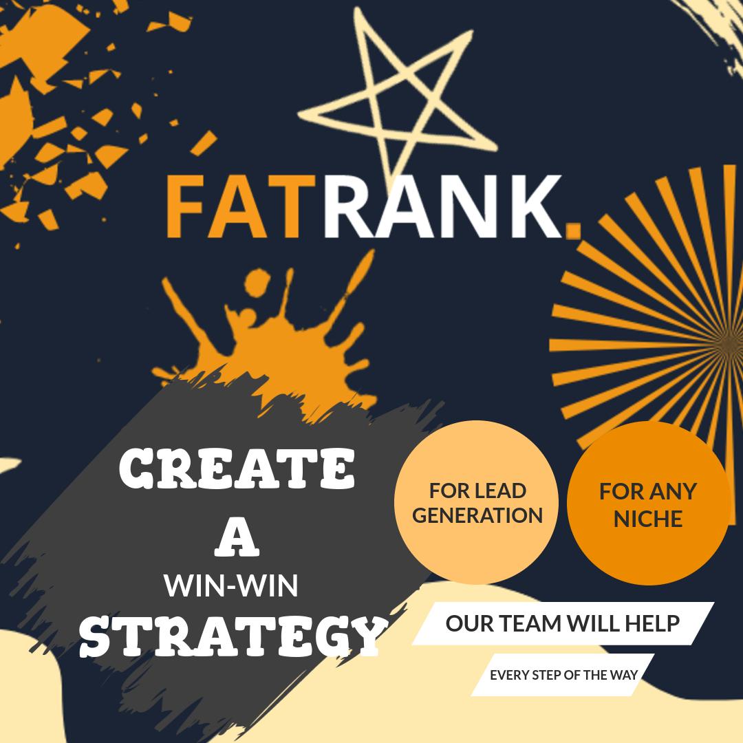 Create a win-win strategy