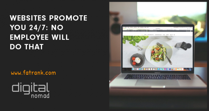 websites promote you 24 7