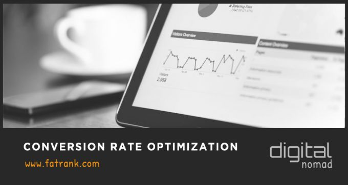 Conversion Rate Optimization September 2019