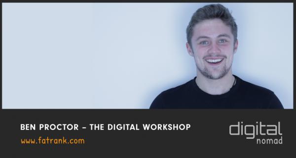Ben Proctor Digital Workshop