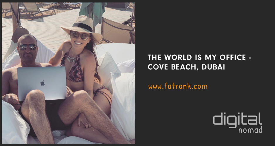 Cove Beach Dubai - Digital Nomad SEO