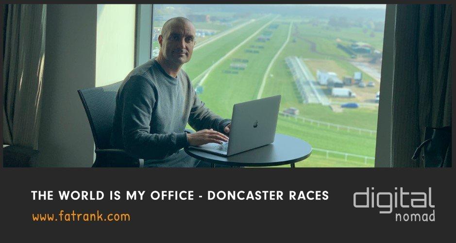 Doncaster Races SEO Digital Nomad