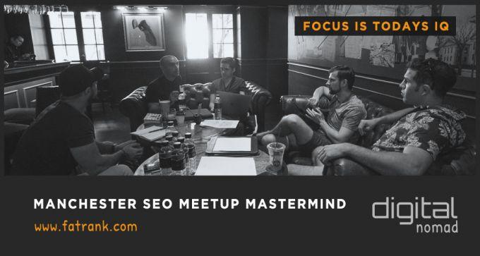 manchester seo meetup focus
