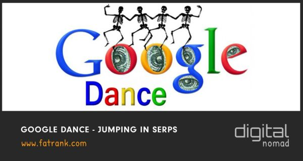 Google dance jumping in serps