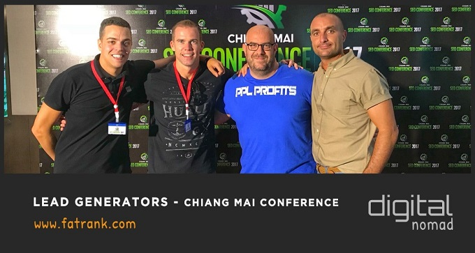 Lead Generators at Chiang Mai Conference
