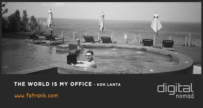 The World is My Office - Koh Lanta