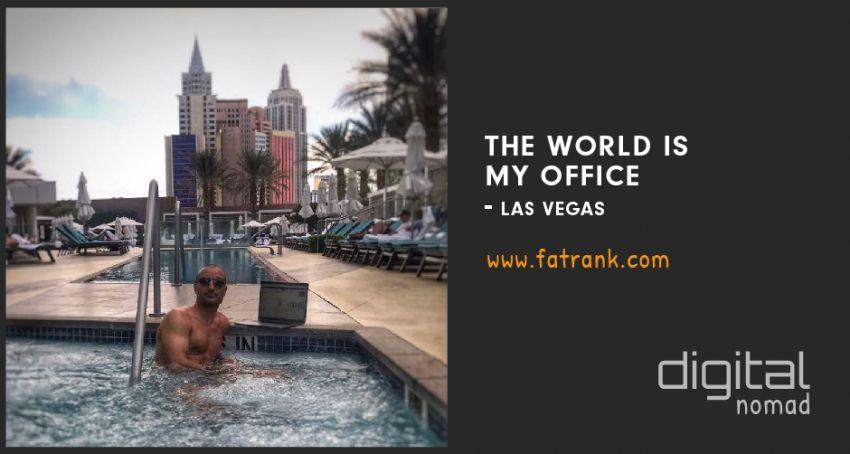 Las Vegas Digital Nomad