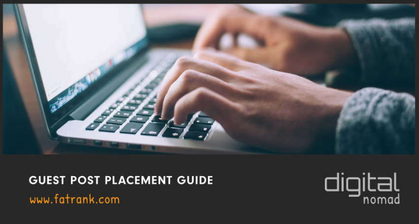 Guest Post Placements Guide