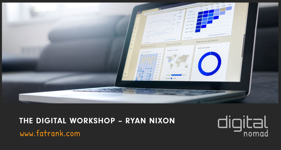 The Digital Workshop – Ryan Nixon
