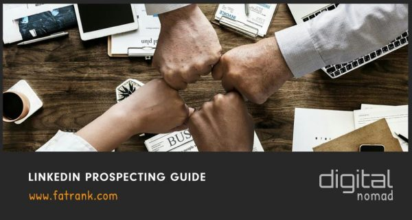 linkedin prospecting guide