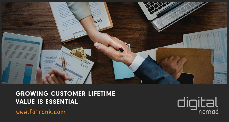 Growing Customer Lifetime Value