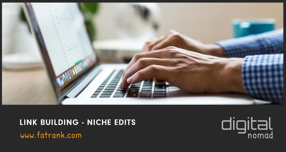 Niche Edit Contextual Backlinks