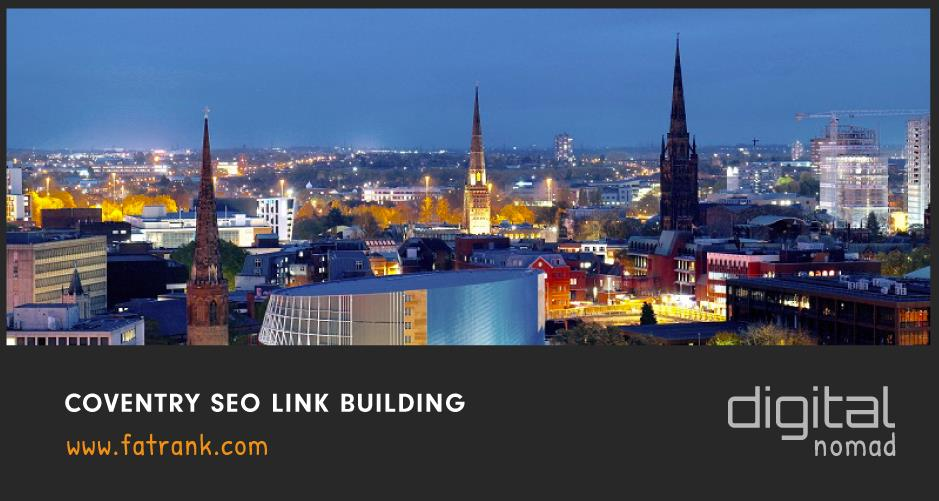 Coventry SEO Link Building Agency