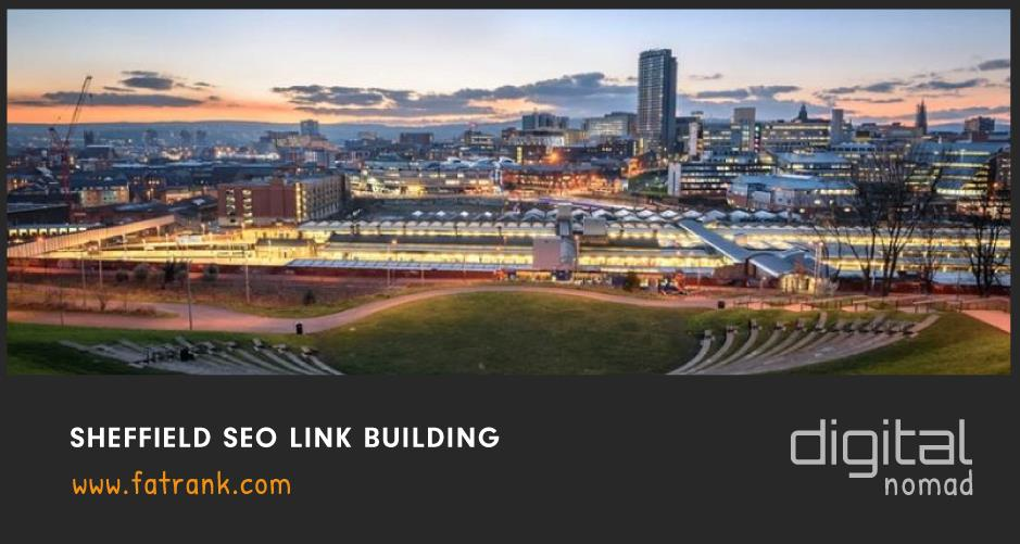 Sheffield SEO Link Building Agency