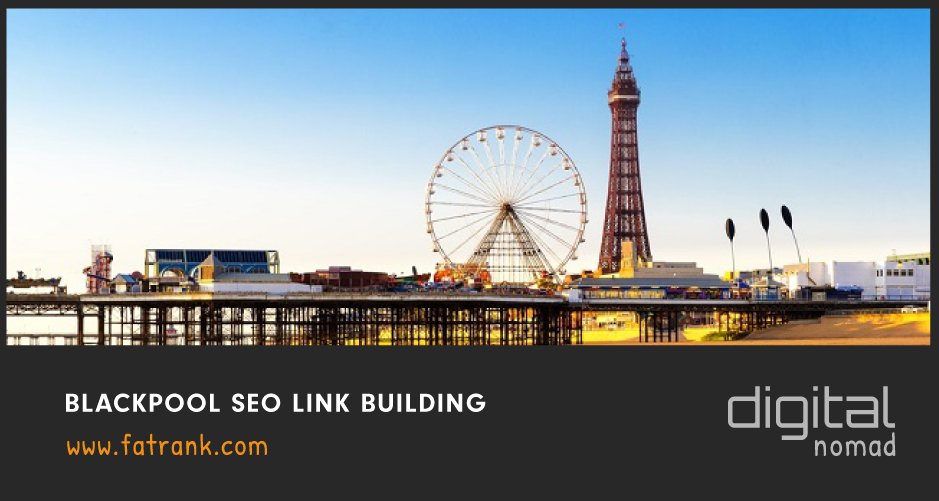 Blackpool SEO Link Building Agency