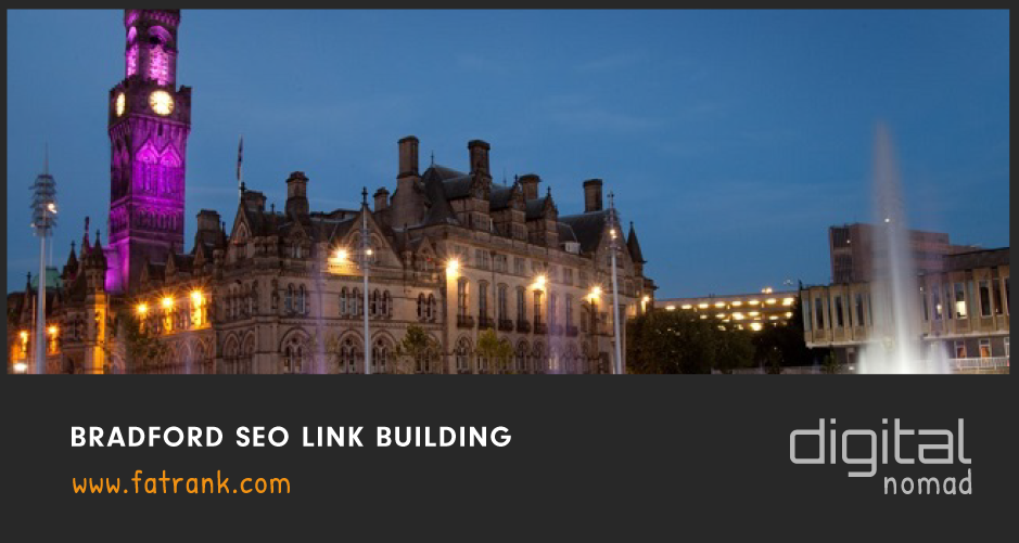 Bradford SEO Link Building Specialists
