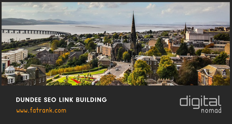 Dundee SEO Link Building Services