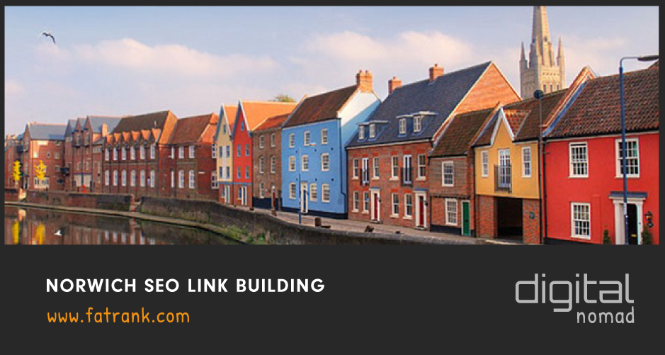 Norwich SEO Link Building Services