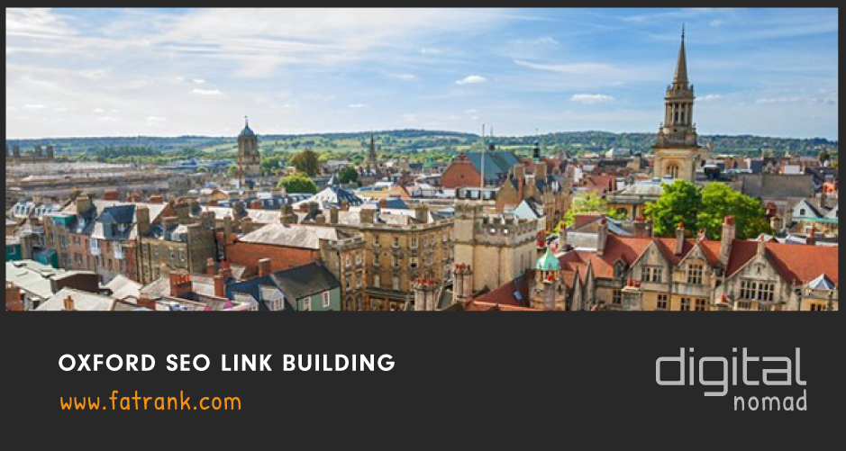 Oxford SEO Link Building Experts
