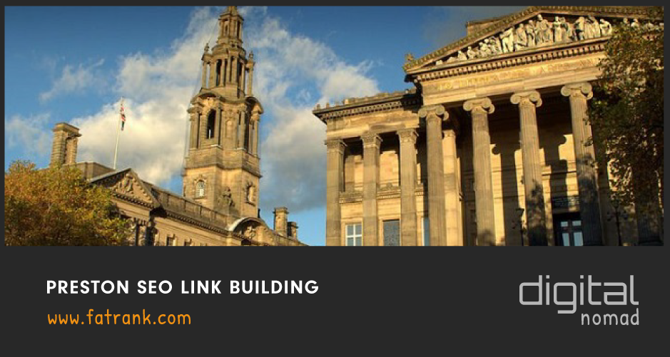 Preston SEO Link Building Agency