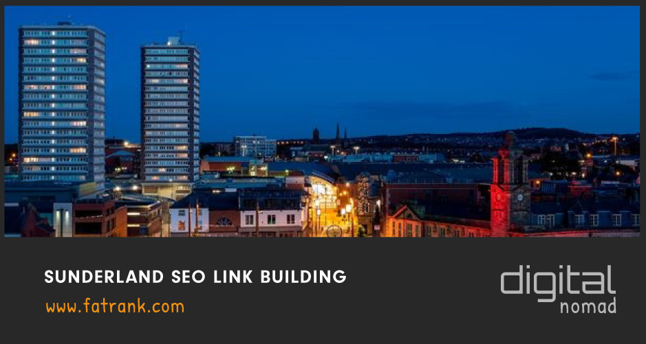 Sunderland SEO Link Building Agency