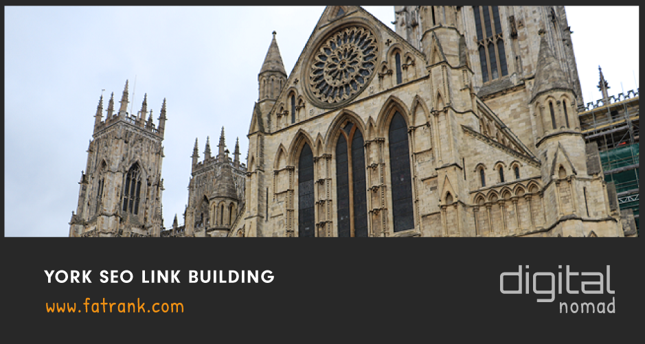 York SEO Link Building Agency