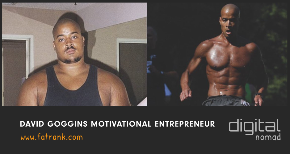 David Goggins Entrepreneur