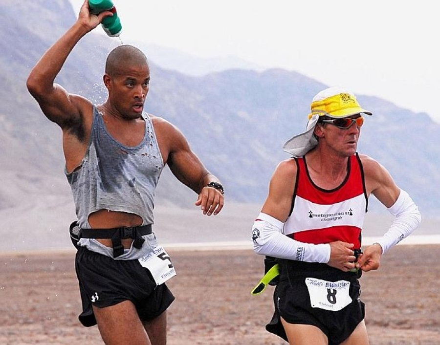 David Goggins Ultra Run
