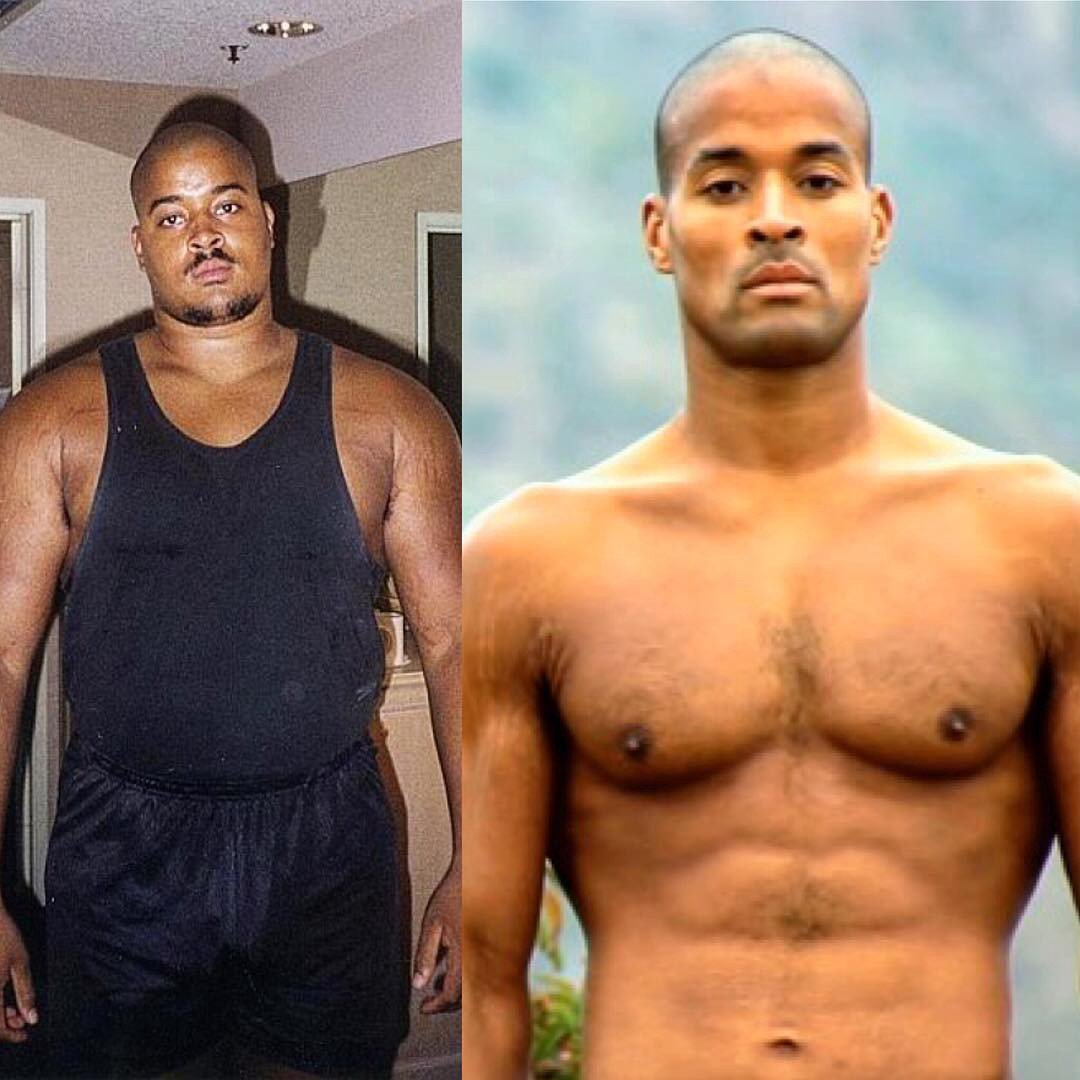 David Goggins Weight Loss