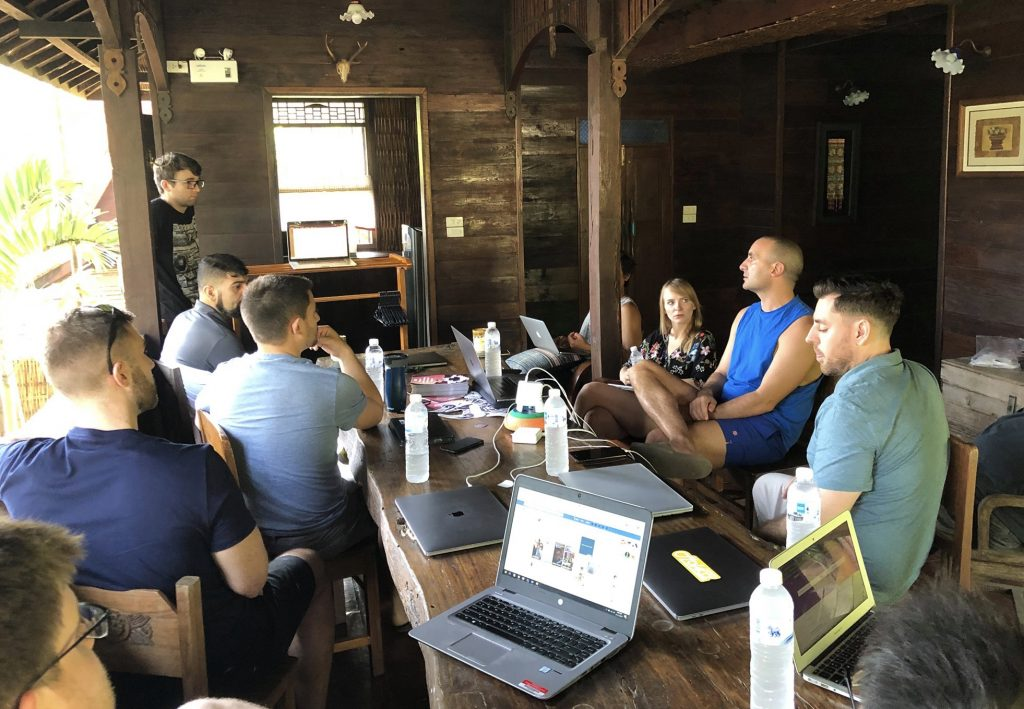 Chiang Mai Mastermind With Surfer SEO Team