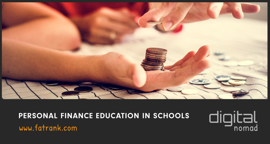 Personal Finance Education In Schools