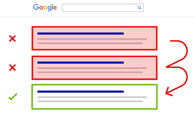 pogo-sticking-google-search-ctr