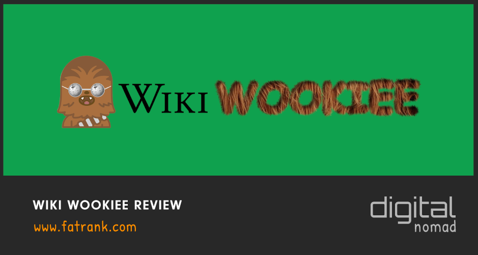 Wiki Wookiee Review
