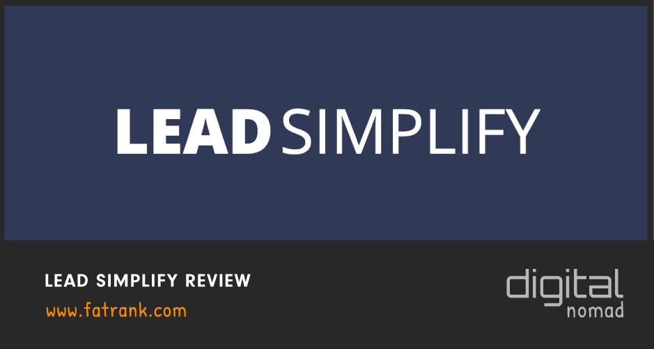 Lead Simplify Review