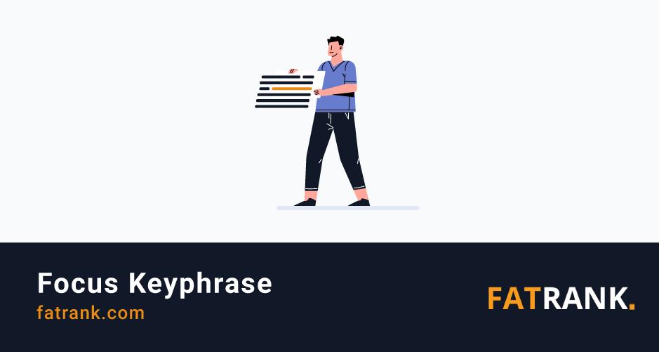 Focus Keyphrase