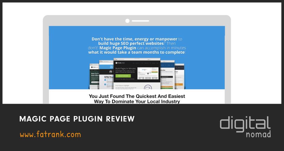 Magic Page Plugin Review