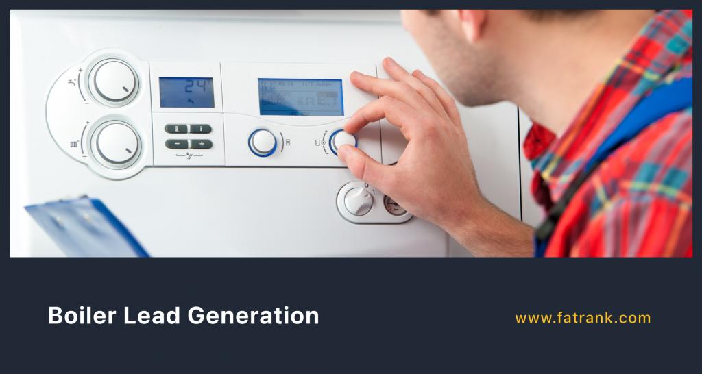 Boiler Lead Generation
