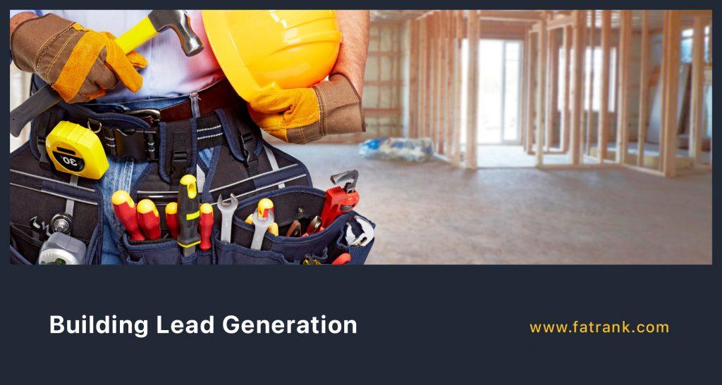 Building Lead Generation