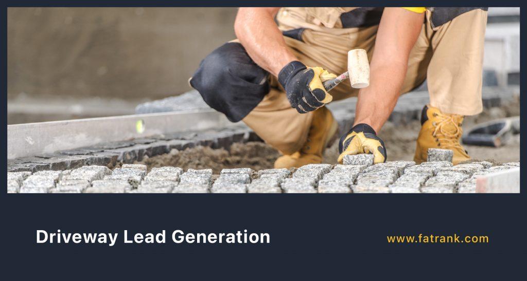 Driveway Lead Generation