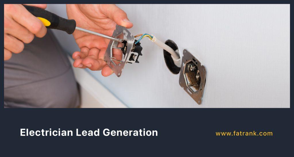 Electrician Lead Generation