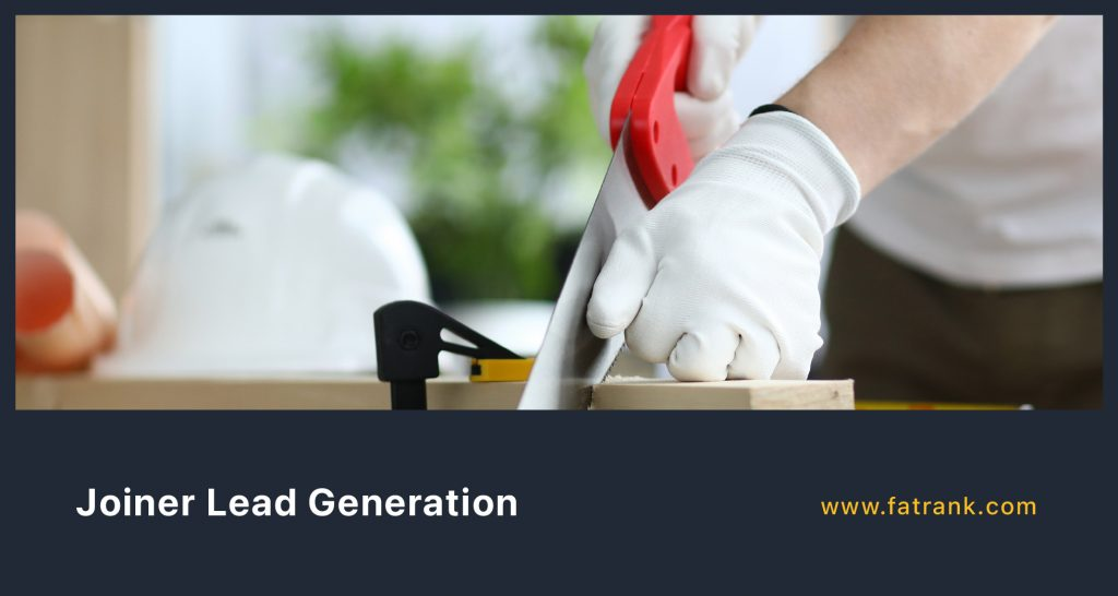Joiner Lead Generation