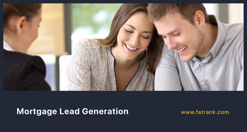 Mortgage Lead Generation