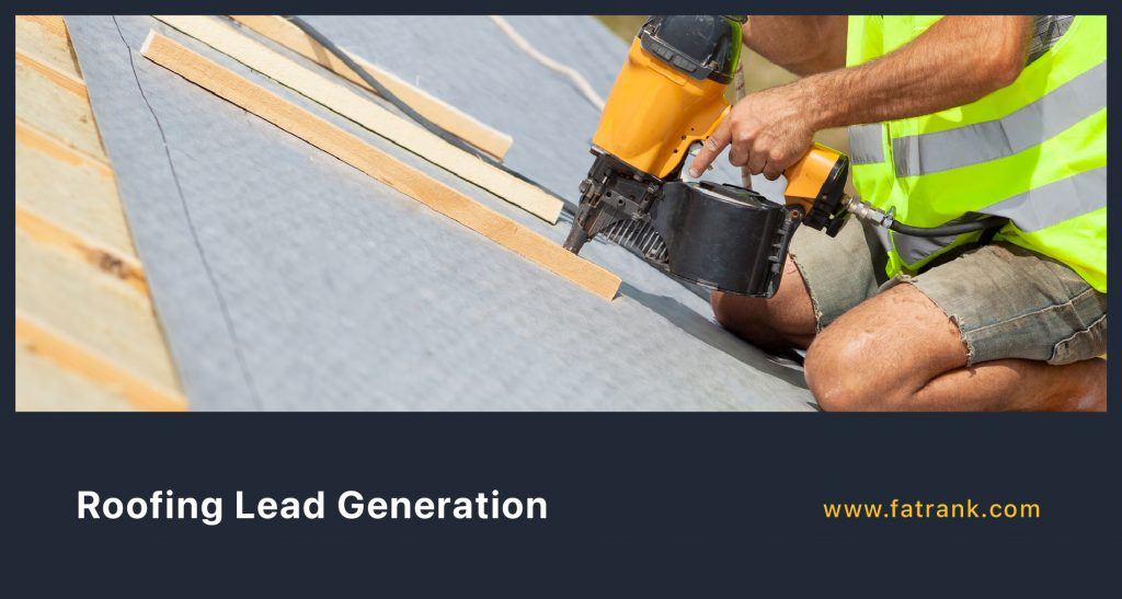 Roofing Lead Generation